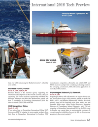 Marine Technology Magazine, page 63,  Mar 2018