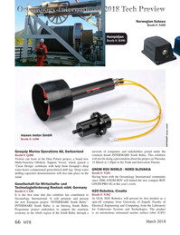 Marine Technology Magazine, page 66,  Mar 2018