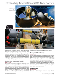 Marine Technology Magazine, page 69,  Mar 2018