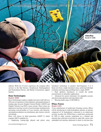 Marine Technology Magazine, page 71,  Mar 2018