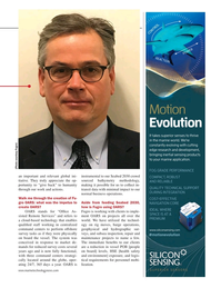 Marine Technology Magazine, page 17,  Apr 2018