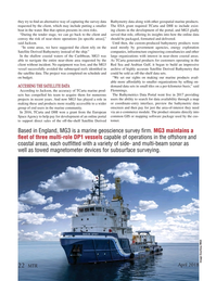 Marine Technology Magazine, page 22,  Apr 2018