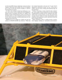 Marine Technology Magazine, page 28,  Apr 2018