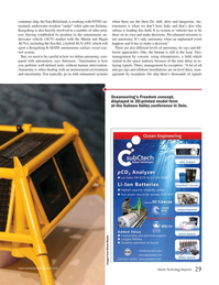 Marine Technology Magazine, page 29,  Apr 2018