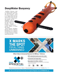 Marine Technology Magazine, page 43,  Apr 2018