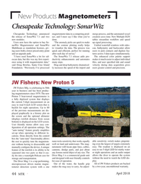Marine Technology Magazine, page 44,  Apr 2018