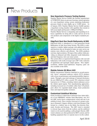 Marine Technology Magazine, page 46,  Apr 2018