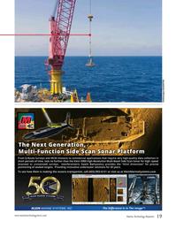 Marine Technology Magazine, page 19,  May 2018