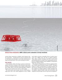 Marine Technology Magazine, page 23,  May 2018