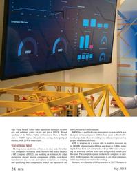 Marine Technology Magazine, page 24,  May 2018
