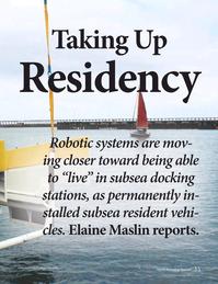 Marine Technology Magazine, page 35,  May 2018