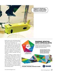 Marine Technology Magazine, page 39,  May 2018