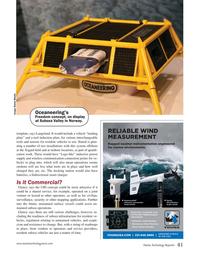 Marine Technology Magazine, page 41,  May 2018