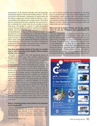 Marine Technology Magazine, page 45,  May 2018