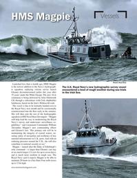Marine Technology Magazine, page 57,  May 2018