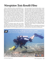 Marine Technology Magazine, page 13,  Jun 2018