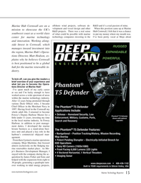 Marine Technology Magazine, page 15,  Jun 2018