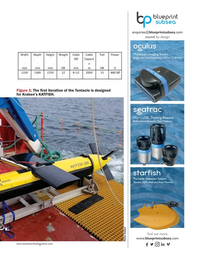 Marine Technology Magazine, page 21,  Jun 2018