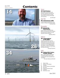 Marine Technology Magazine, page 2,  Jun 2018