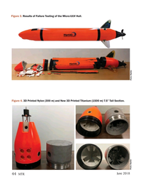 Marine Technology Magazine, page 44,  Jun 2018