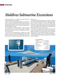 Marine Technology Magazine, page 52,  Jun 2018