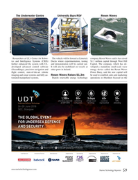 Marine Technology Magazine, page 59,  Jun 2018