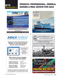 Marine Technology Magazine, page 63,  Jun 2018