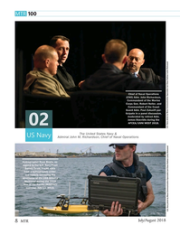 Marine Technology Magazine, page 8,  Jul 2018