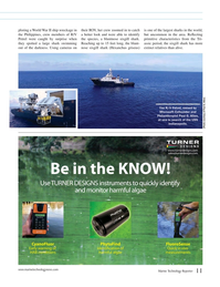 Marine Technology Magazine, page 11,  Jul 2018