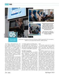 Marine Technology Magazine, page 14,  Jul 2018