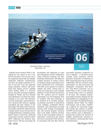Marine Technology Magazine, page 16,  Jul 2018