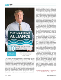 Marine Technology Magazine, page 20,  Jul 2018