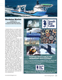 Marine Technology Magazine, page 25,  Jul 2018