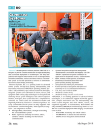 Marine Technology Magazine, page 26,  Jul 2018