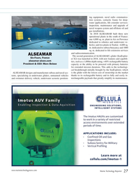 Marine Technology Magazine, page 27,  Jul 2018