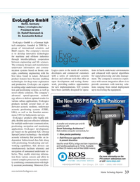 Marine Technology Magazine, page 39,  Jul 2018