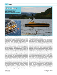 Marine Technology Magazine, page 40,  Jul 2018