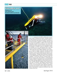 Marine Technology Magazine, page 42,  Jul 2018