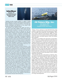 Marine Technology Magazine, page 44,  Jul 2018
