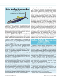 Marine Technology Magazine, page 45,  Jul 2018