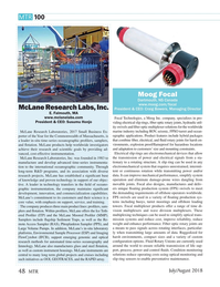 Marine Technology Magazine, page 48,  Jul 2018