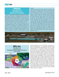 Marine Technology Magazine, page 50,  Jul 2018