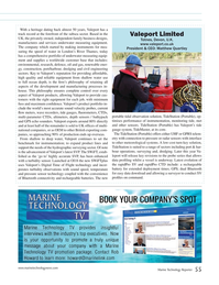 Marine Technology Magazine, page 55,  Jul 2018