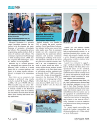 Marine Technology Magazine, page 56,  Jul 2018