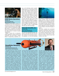 Marine Technology Magazine, page 59,  Jul 2018