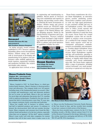 Marine Technology Magazine, page 61,  Jul 2018