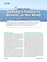 Marine Technology Magazine, page 62,  Jul 2018