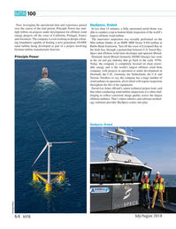 Marine Technology Magazine, page 64,  Jul 2018