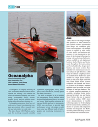 Marine Technology Magazine, page 66,  Jul 2018