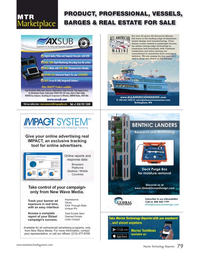 Marine Technology Magazine, page 79,  Jul 2018